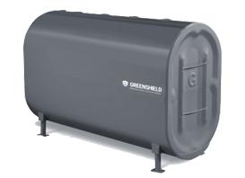 550 Gallon Oil Tank C2g Environmental